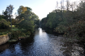 Lagan river