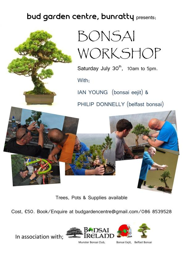 bud bonsai workshop 2016